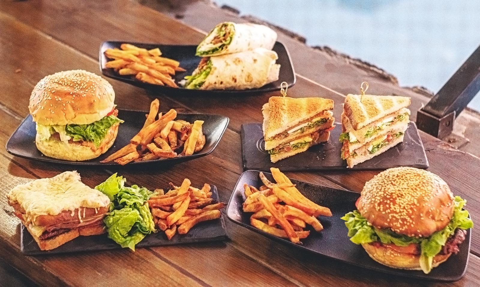 Plats Snack Restaurant O Bouche-a Oreille à St-Gilles (974) La Réunion